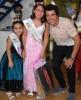 Vendimia Reina niña con Javier.JPG